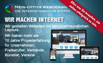 Mein-Office Webdesign